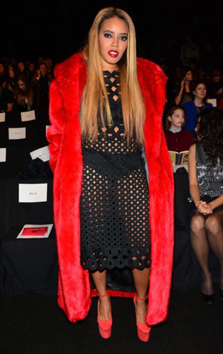 angela-simmons-vivienne-tam-fall-2014-show-vivienne-tam-spring-2013-black-cutout-dress